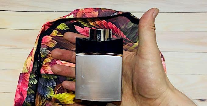 Parfume en bagage cabine