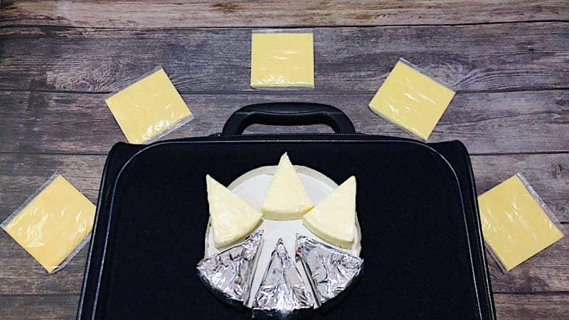 Du fromage en cabine, oh la vache!
