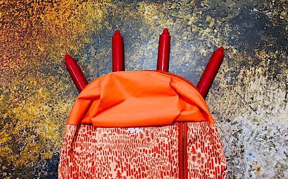 Bougies en bagage cabine