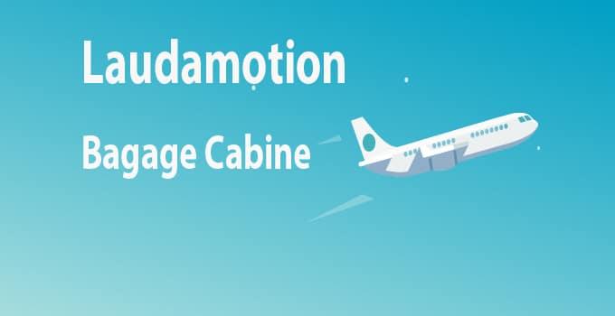 Laudamotion Bagage Cabine