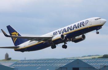Réservation de siège chez Ryanair