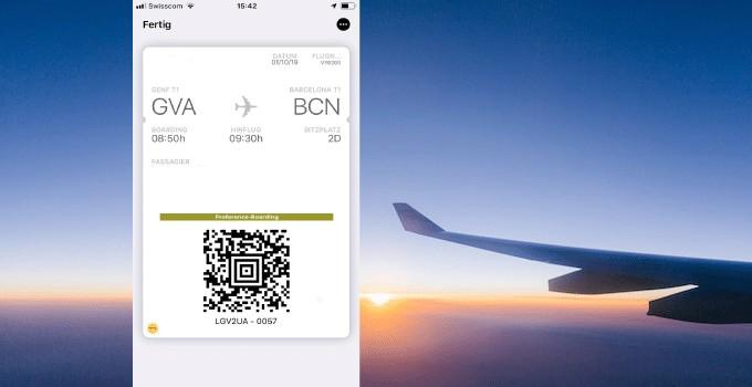 Carte d'embarquement mobile: Ce qu'il faut savoir