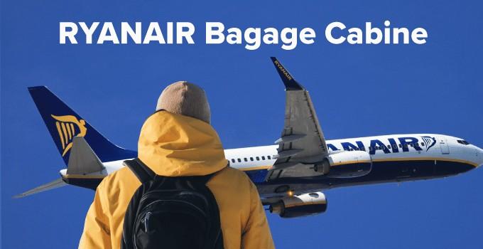 Ryanair Bagage Cabine 2020