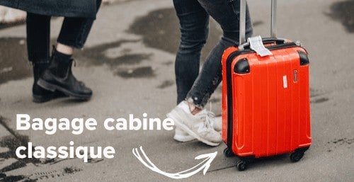 Bagage Cabine Classique